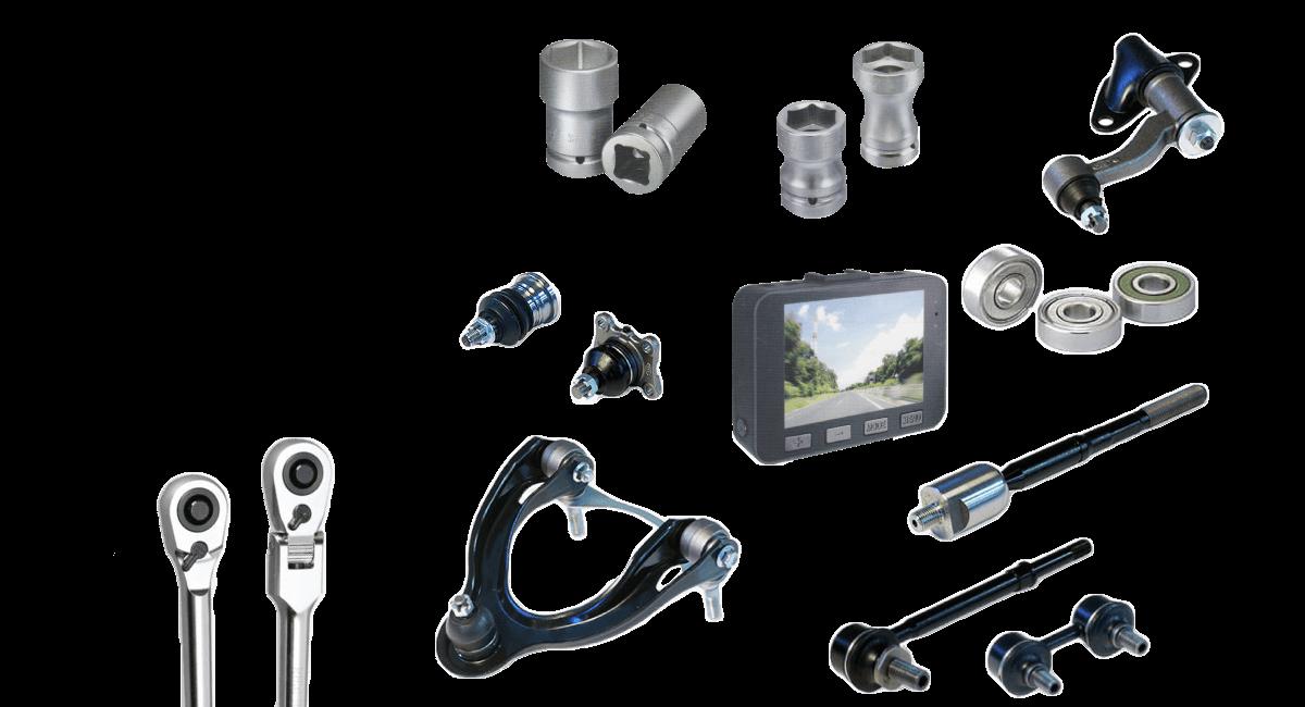 AUTO PARTS - Jingu Parts Business Parts